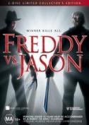 Freddy Vs Jason - Special Deluxe Edition  [2 Discs] [Region 4]