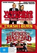 Dukes of Hazzard / Wedding Crashers [Region 4]