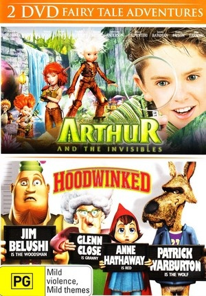 arthur 2 cartoon movie