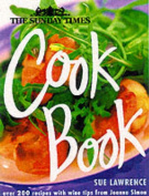 """The """"Sunday Times"""" Cookbook"""