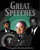 Great Speeches [Audio]