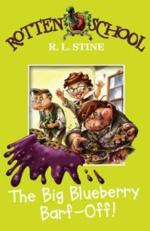 Rotten School #8: The Teacher from Heck (Hardcover)