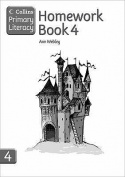 Collins Primary Literacy - Homework Book 4