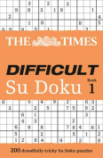 The tTmes Difficult Su Doku Book 1