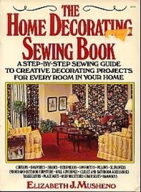 Home Decorating Sewing Book