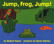 Jump, Frog, Jump! Board Book [Board Book]