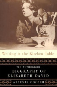 Writing at the Kitchen Table