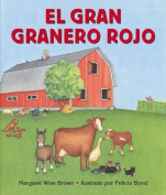 Big Red Barn (Spanish Edition)