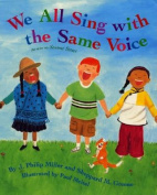 We All Sing with the Same Voice [With CD]