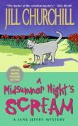 A Midsummer Night's Scream (Jane Jeffry Mysteries
