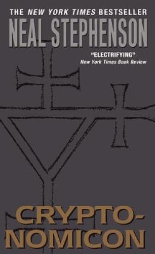 Cryptonomicon by Neal Stephenson.