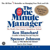 The One Minute Manager CD [Audio]