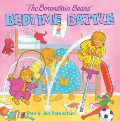 The Berenstain Bears' Bedtime Battle (Berenstain Bears)