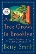 A Tree Grows in Brooklyn [Large Print]