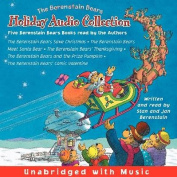 The Berenstain Bears Holiday Audio Collection 1/60 [Audio]