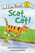 Scat, Cat! (My First I Can Read - Level Pre1