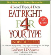 Eat Right for Your Type [Audio]