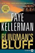 Blindman's Bluff [Large Print]