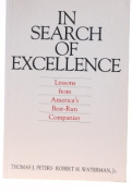 Moriman/in Search of Excellence:Pb(Peters/Mortim