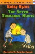 The Seven Treasure Hunts (Trophy Chapter Books