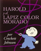 Harold and the Purple Crayon (Spanish Edition) [Spanish]