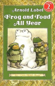 Frog and Toad All Year (I Can Read Books
