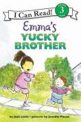 Emma's Yucky Brother Pb