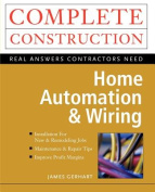 Home Automation and Wiring