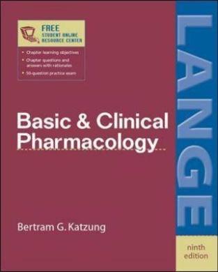 Basic and Clinical Pharmacology (Lange Basic Science)