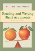 Reading and Writing Short Arguments