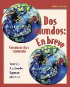 DOS Mundos En Breve Student Edition with Bind-In Passcode [With Access Code]
