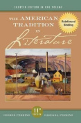 The American Tradition in Literature [With CDROM]