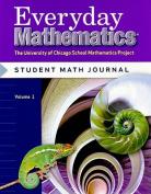 Everyday Mathematics Student Math Journal, Volume 1 Grade 6