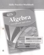 Algebra Skills Practice Workbook