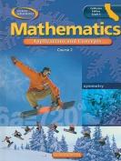 Glencoe Mathematics Course 2 California Edition