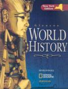 Glencoe World History, New Yor