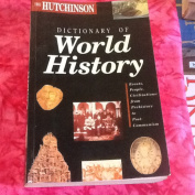The Hutchinson Dictionary of World History