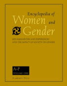Encyclopedia of Women and Gender, Two-Volume Set