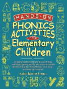 Hands on Phonics Activities for Elem Children