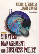 Cases in Strategic Management and Business Policy
