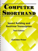 Computer Shorthand
