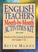 English Teacher's Month-by-month Activities Kit