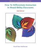 How to Differentiate Instruction in Mixed-Ability Classrooms