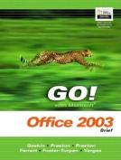 Microsoft Office 2003 Advanced