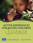 Active Experiences for Active Children