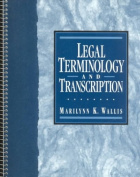 Legal Terminology and Transcription