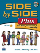 Side by Side Plus - Life Skills, Standards, & Test Prep 1 [With CDROM]