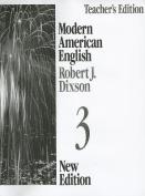 Modern American English