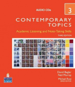 Contemporary Topics 3 Audio CDs [Audio]