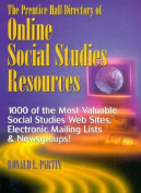 The Prentice Hall Directory of Online Social Studies Resources